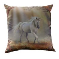 Anne Stokes Glimpse of a Unicorn Cushion